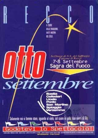 manifesto dal 1996 al 1998