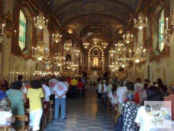 Interno Santuario