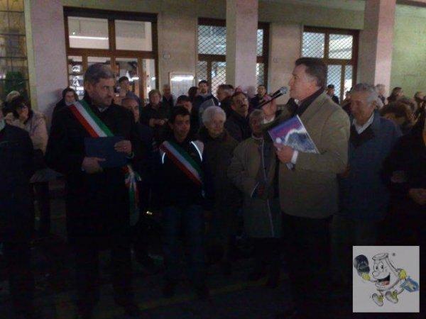 Confeugo 2008 - il sindaco di Avegno
