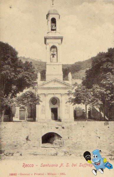 Il Santuario di N. S. del Suffragio (1905)