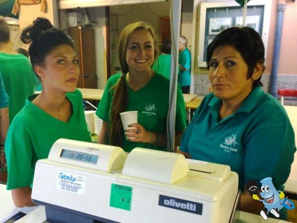 Stand gastronomici 2015 - Liceto